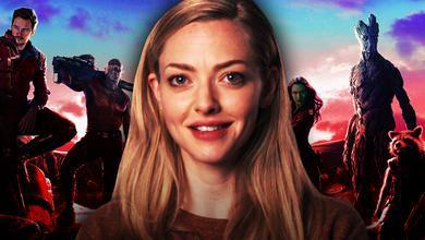 Amanda Seyfried, Guardians of the Galaxy poster
