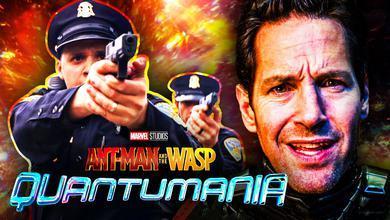 Ant-Man and the Wasp Quatumania Paul Rudd