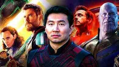 Marvel Shang-Chi Avengers Thor
