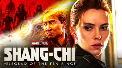 Shang-Chi Black Widow