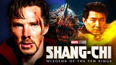 Doctor Strange, Shang-Chi, Dragon
