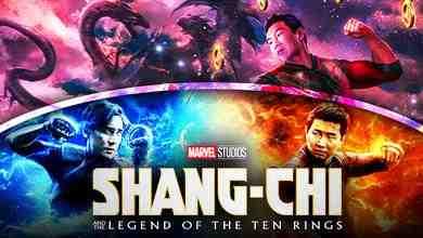 Shang Chi Dragons Concept Art