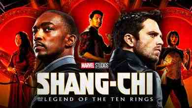 Shang-Chi Falcon and Winter Soldier