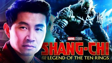 Shang-Chi, The Abomination, Shang-Chi logo
