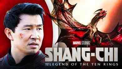 Shang-Chi, Dragons, MCU