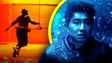 Shang-Chi Underwater