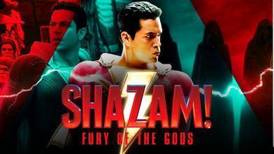 Shazam 2 Fury of the Gods Background
