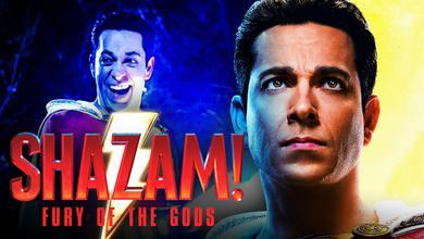 Shazam Fury of the Gods Zachary Levi