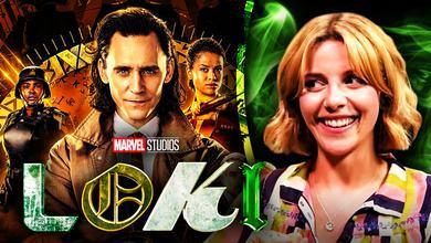Loki Sophia Di Martino Lady Loki Enchantress