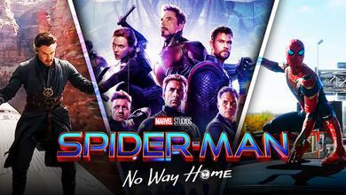 Spider-Man: No Way Home, Spider-Man, Doctor Strange, Doc Ock