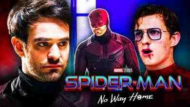 Spider-Man No Way Home Daredevil Charlie Cox