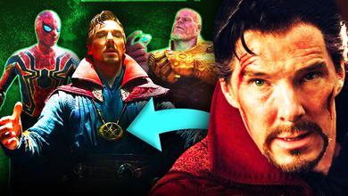 Doctor Strange Eye of Agamotto Infinity Stone