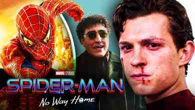 Spider-Man, Tom Holland, Doc Ock