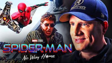 Spider-Man Doctor Octopus Kevin Feige