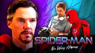 Spider-Man No Way Home Jon Watts