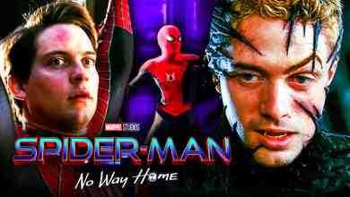 Spider-Man No Way Home, Tobey Maguire, Venom, Topher Grace