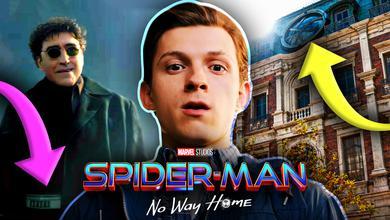 Spider-Man: No Way Home, Doc Ock Belt, Doctor Strange Sanctum Sanctorum