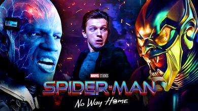 Spider-Man, No Way Home, Doc Ock, Alfred Molina, Green Goblin, Electro