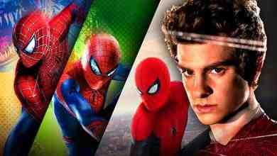 Sam Raimi Spider-Man, Amazing Spider-Man, MCU Spider-Man, Andrew Garfield as Spider-Man