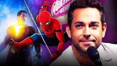 Spider-Man Shazam
