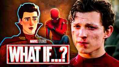 Spider-Man, Tom Holland, What If animated