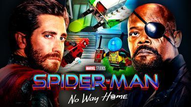 Spider-Man Mysterio Nick Furty