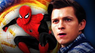 Tom Holland Spider-Man Portals