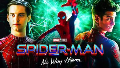 Spider Man 3 Toby Maguire Andrew Garfield
