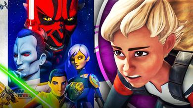 Star Wars Rebels Omega