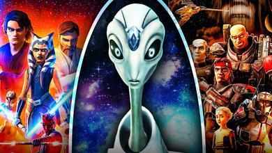 Star Wars Clone Wars Bad Batch Nala Se