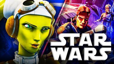 Star Wars Bad Batch Hera Syndulla