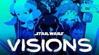 Star Wars Visions Poster