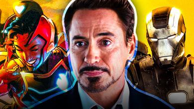 Ironheart, Tony Stark, War Machine