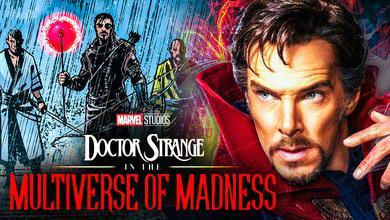 Doctor Strange Multiverse of Madness Archers Warriors