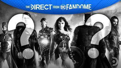 Justice League Question Marks