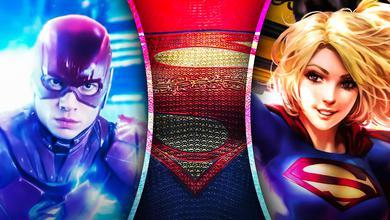 Flash Supergirl
