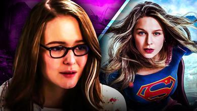 Izabela Vidovic as Kara Danvers, Melissa Benoist as Supergirl