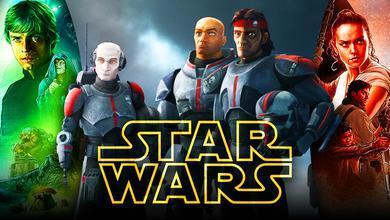 The Bad Batch, Star Wars, Luke Skywalker, Rey