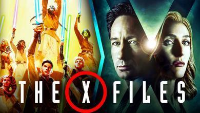 Star Wars High Republic X-Files