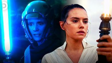 Daisy Ridley as Rey, Rey Skywalker