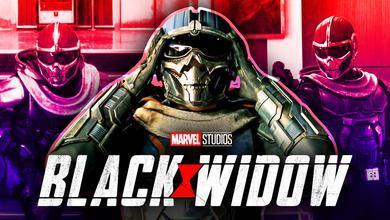 Taskmaster Black Widow MCU