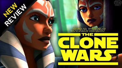Ahsoka Tano Clone Wars Review