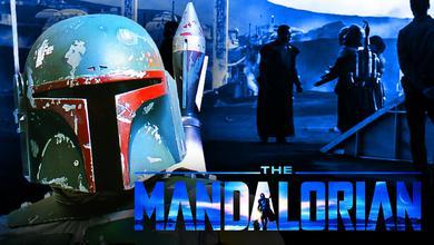 Mandalorian Boba Fett Deleted Scene