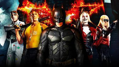 Batman Dark Knight Suicide Squad