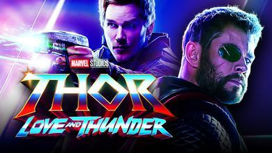 Thor, Star Lord