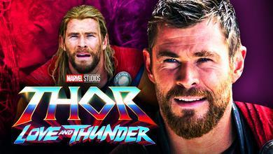 Thor4 Love and Thunder Chris Hemsworth