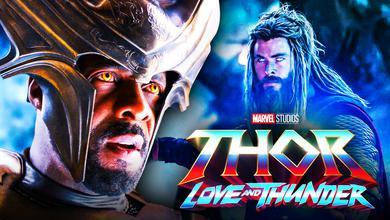 Thor Love and Thunder Heimdall