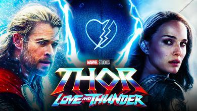 Thor Love and Thunder Chris Hemsworth Natalie Portman
