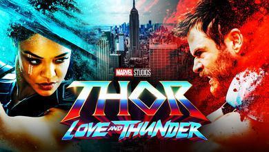 Valkyrie, Thor, Thor Love and Thunder