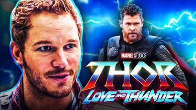 Thor 4 Chris Hemsworth Chris Pratt Star-Lord